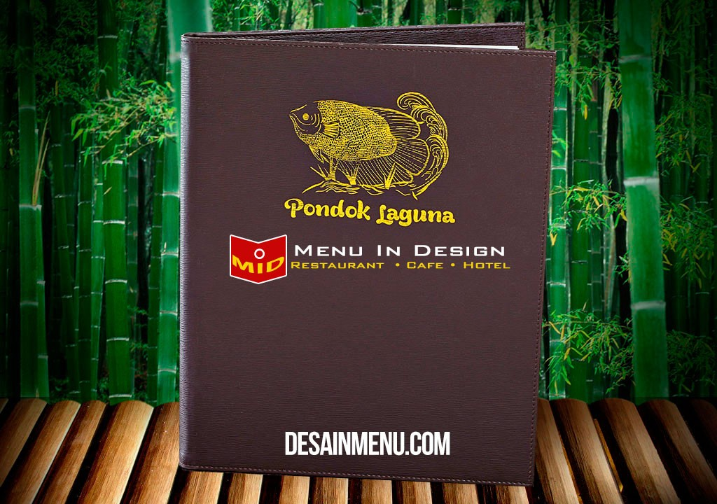 design menu indonesia