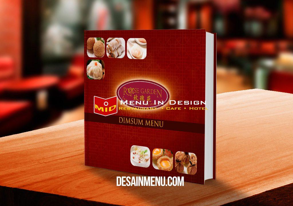 desain buku menu dimsum