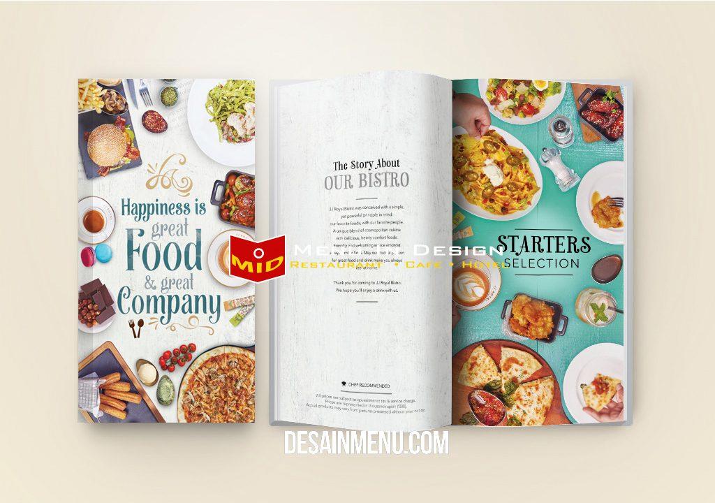 desain menu jj royal