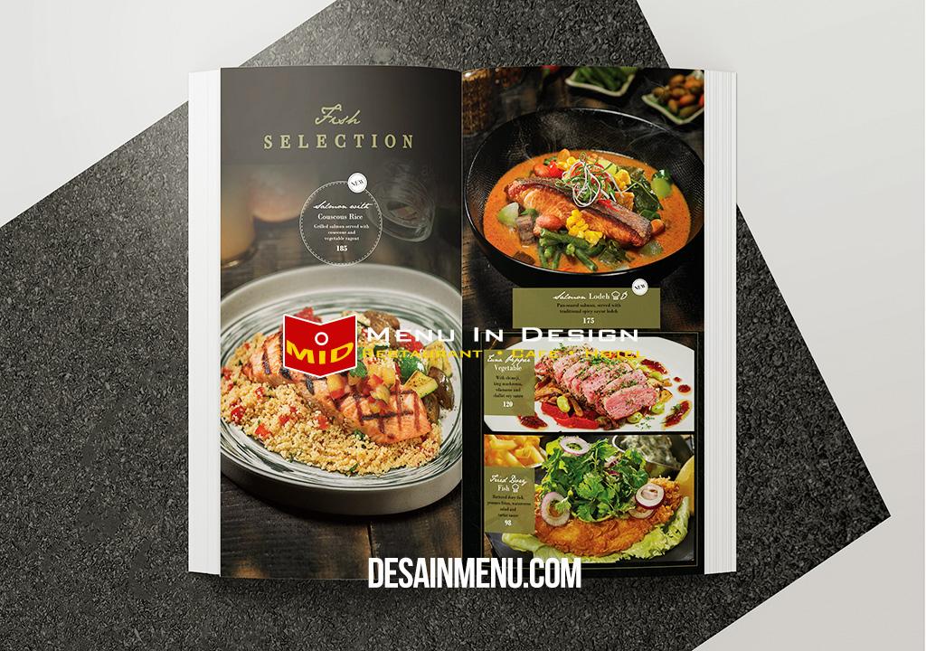 desain buku restoran
