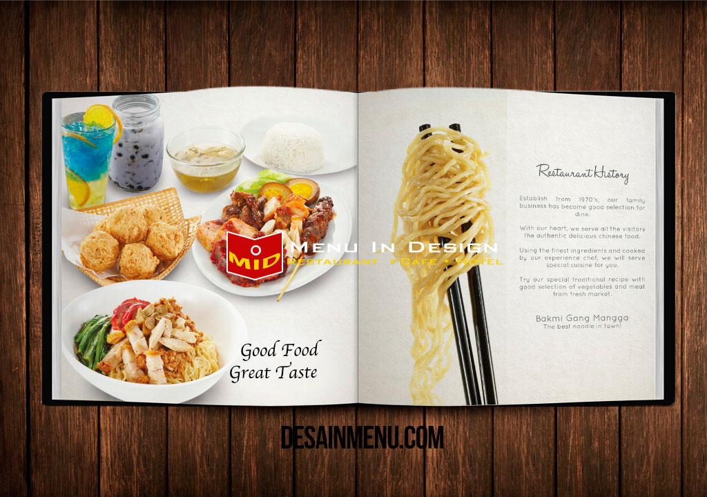 desain menu