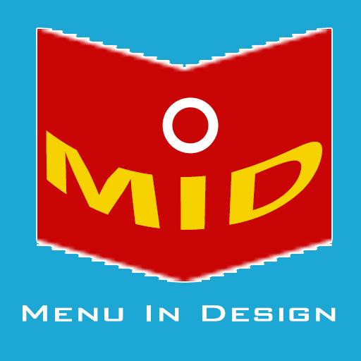 MID, Desain Menu, Design Menu Jakarta